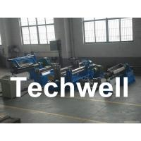Best Carbon steel, GI, Color Steel Simple Slitting Machine Line With Scrap Rewind Device wholesale
