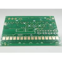 Best Green Solder Mask Aluminum / FR4 PCB Fabrication Service with Gold Plating wholesale