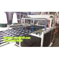 Best plastic PVC+ASA two layer glazed, synthetic resin roof tile/roofing sheet making machine wholesale