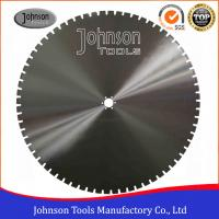 Best OEM 1200mm Diamond Wall Saw Concrete Cutting Blades With Sharp Segments wholesale
