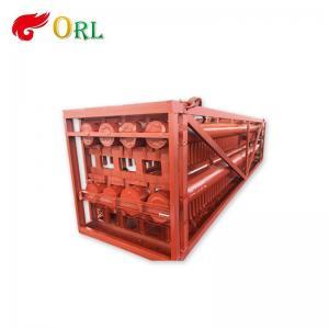 Best CFB Heat Exchanger Boiler Ionic , Boiler Header ORL Power ASTM Certification wholesale