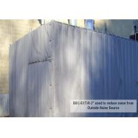 Best Temporary Construction Noise Barriers sound muffing panels 20dB 30dB 40dB Noise Insulation wholesale
