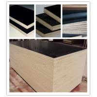 Hot Sale Plywood For Construction Materials Prices , China Hot Film Faced Plywoood Factory
