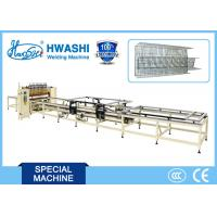 Quality Twelve-Head Welded Automatic Wire Mesh Welding Machine with Multiple points welding wholesale