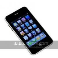 Unlocked Airphone No.2 Quad Band Single SIM Wifi Java Capacitive Touch Screen mobile Phone