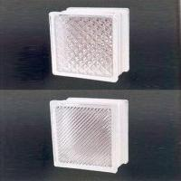 Best Glass Blocks, Available in Various Styles and Designs, with Colored Acid Treatment Pattern wholesale