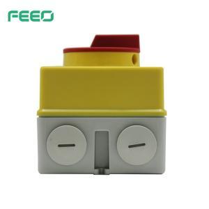 Best Outdoor waterproof Wall Type 80A AC Isolator Switch wholesale