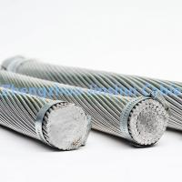 Best High Voltage Bare Aluminum Conductor 7 Strand Wire DIN Standard wholesale