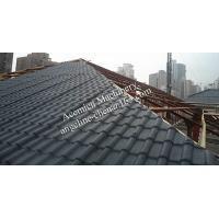Best Eco-friendly recyclable PVC house roofing tiles wholesale