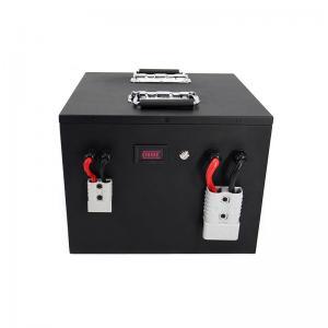 Best Panasonic 24V 100Ah 2400Wh Lithium Battery Pack wholesale