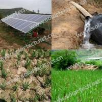 China solar irrigation system on sale