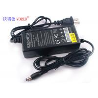 Best 24V 2A Black Desktop Switching Power Supply US Plug PC ABS Material wholesale