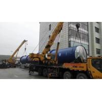 Cheap Steam curing 2*31M or customized Sand high pressure autoclaves for hollow Block for sale