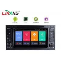 China Android 8.1 VW Touareg Volkswagen DVD Player With Wifi BT GPS AUX Video on sale