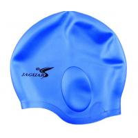 Best hot sale ear protection silicone swimming cap wholesale