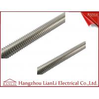 Cheap Carton Steel Or Stainless Steel Grade 8.8 All Thread Rod DIN975 Standard for sale