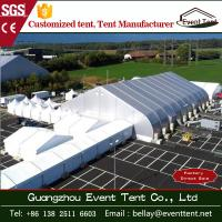 Best Airplane Aircraft Hangar Tent Curved PVC Cover Roof A Shape Tent Long Service Life wholesale