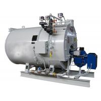 Best Big Multi Flue Gas Tube Oil Fired Water Steam Boiler Heating System , 5 Ton wholesale