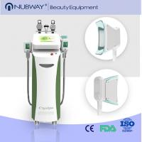 CE proved rf cavitation cryolipolysis fat freeze slimming machine for fat reduction