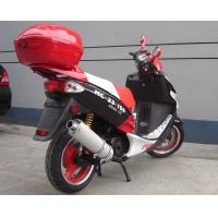 Best Automatic Clutch Motor Scooter 150cc CVT Forced Air Cooled Engine wholesale