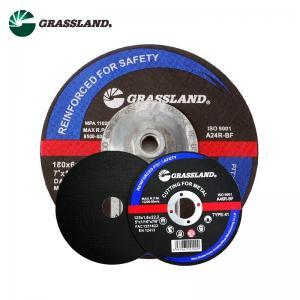 Best 5 Inch Reinforced Fiberglass Metal Cut Off Discs 125 X 3.2 X 22Mm wholesale