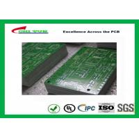 Best Computer Quick Turn PCB Fabrication 0.35mm Min Hole Lead Free HASL wholesale
