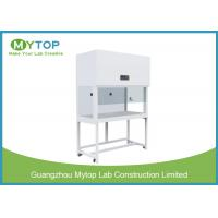Best Vertical Laminar Flow Cabinet Hospital Lab Equipment With Side Glass Window wholesale