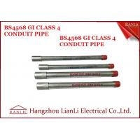 Cheap Class 4 25mm GI Conduit Class 4 Galvanised Electrical Conduit For Project for sale