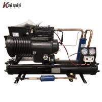 Buy cheap Low Temperature Water cooled condensing unit refrigeration system from wholesalers