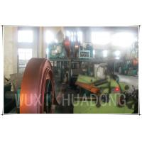 Quality Copper Magnesium Strip Upward Continuous Casting Machine 2.5T Rated Capacity wholesale