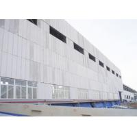 Buy cheap Concrete AAC Slab Panel Plant Lightweight Wall Panel Machine 380kw - 450kw Light from wholesalers
