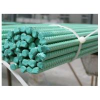Buy cheap 32mm Film Rebar Epoxy Coating Unique Compound Design Strong Adhesion from wholesalers