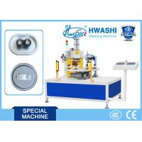 Buy cheap Rotate Caps Cover / Shell Spot Automatic Welding Machine with Eight Welding Station from wholesalers