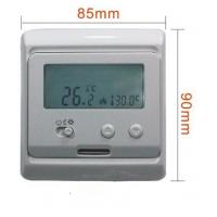 Best High Reliable Electric Floor Heating Thermostat Wifi Digital Temperature Control wholesale
