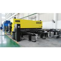 Best Automatic Feeding Plate Shearing Machine 20' Long Hydraulic CNC Guillotine Shear wholesale