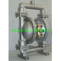 China Stainless Steel Air Operated Diaphragm Pump on sale