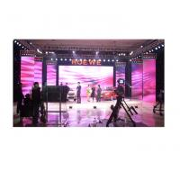 Buy cheap IP45 SMD P10 Rental LED Displays 10000levels Gray Scale Per Color Indoor / Outdoor from wholesalers