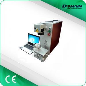 Best High Accuracy 20w 30w Industrial Laser Marking Machine Desktop Design wholesale