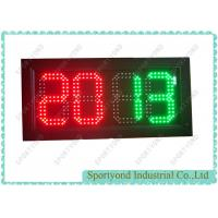 China Biface Display Player Substitution Board For Soccer Without Handle on sale