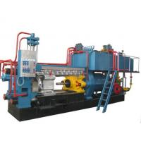 Buy cheap 650TON aluminum profile extrusion machine suitable for extruding metals from wholesalers