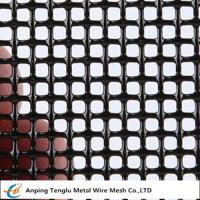 Best AISI316 Marine Grade Stainless Steel Security Door Screens |1.5mmX1.5mm hole X0.8mm wire wholesale