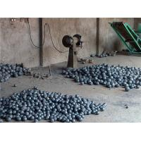 Precision Middle Chrome​ Forged Steel Grinding Balls Cast Grinding Ball  > 48HRC ​Minimum