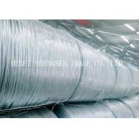 Best Q195 High Tensile Hot Dipped Galvanized Wire Building Material Galvanized iron wire wholesale