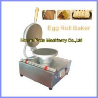 Best egg-biscuit-roll machine, egg roll making machine wholesale