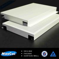 Best Aluminum Perforated Panels for Acoustic Hospital Ceiling Tiles wholesale