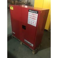 Best Flammable Vented Chemical Storage Cabinets For Combustible Liquid 30 gallon wholesale