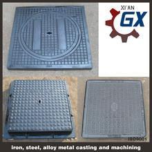 Best ductile cast iron square manhole cover wholesale