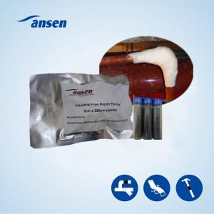 Best Emergency Industrial fiber wrap Fast Bounding Waterproof Pipeline Leak repair Wrap Tape wholesale