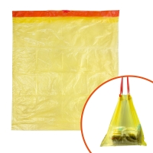 Best OEM Household Drawstring Disposable Plastic PE Garbage Bag wholesale