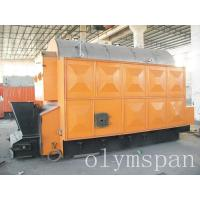China High Efficiency Fuel Oil Fired Steam Boiler Heat Exchanger For Industrial on sale
